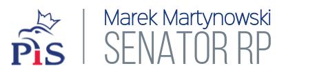 Marek Martynowski – Senator RP